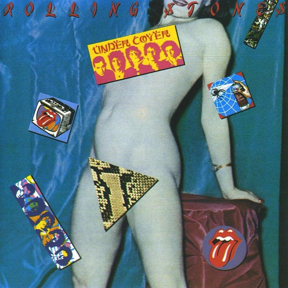 Rolling Stones Under Cover (cd Import Usa)