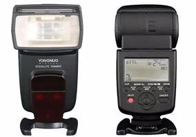 Yongnuo Ttl Speedlite Yn-568exiii Canon 568exiii Nikon Novo