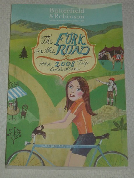 The Fork In The Road 2008 Trip Collection Butterfi Livro /