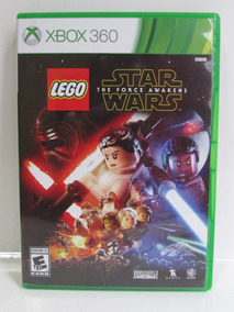 Lego Star Wars The Force Awakens - Xbox 360 Original Complet