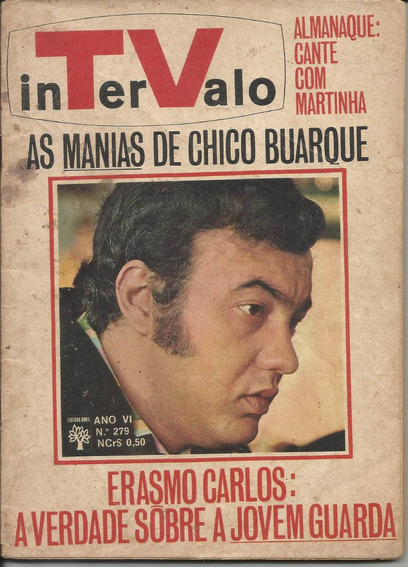 Revista Intervalo Nº 279 1968