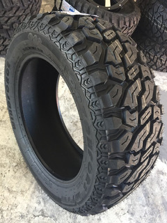 Llanta Lt 33x12.5 R20 114q Windforce Catchfors Mt Mud Terrai
