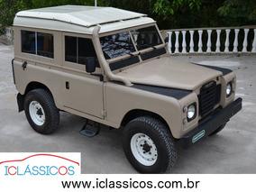 Land Rover Série Ii Santana, Defender
