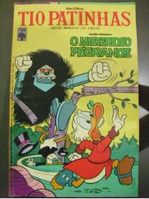 Raridade Gibi - Tio Patinhas - Març De 1978 - Nº 152