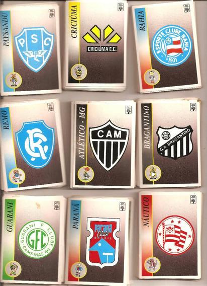 Cards Campeonato Brasileiro 94 Panini - Tenho Muitos