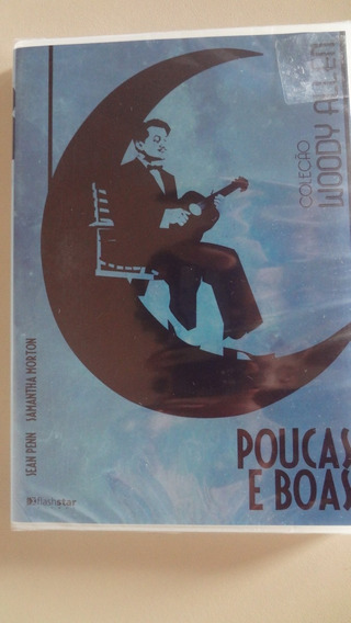 Filme Poucas E Boas - Woody Allen & Sean Penn - Lacrado
