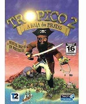 Pc Tropico 2 - A Baía Dos Piratas- Novo - Original - Lacrado