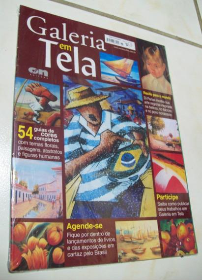 Revista: Galeria Em Tela Nº 65 - Di Farias - Cores - Lacrada