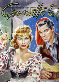 Grande Hotel Nº 468: Van Johnson - Derci Gonçalves - 1956