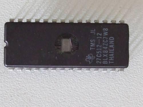 Memoria Eprom 27c512-12