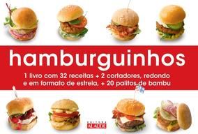 Hamburguinhos - Acompanha 2 Cortadores