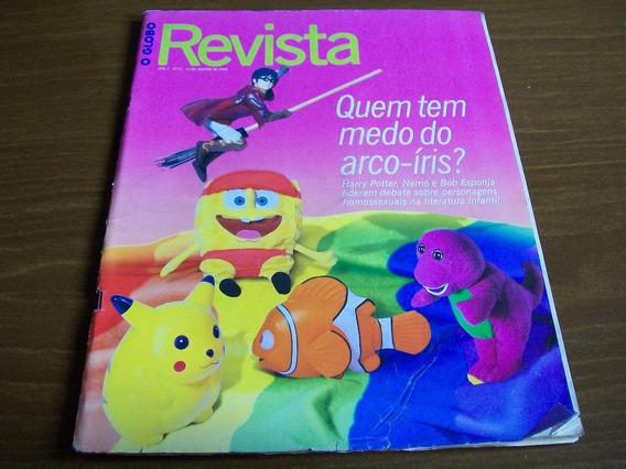 O Globo N°77 - Personagem Homossexuais Literatura Infantil.