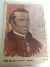 Gravura Retratando Padre José Maurício N Garcia Lanzellotti