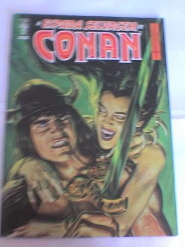 A Espada Selvagem De Conan Nº 60