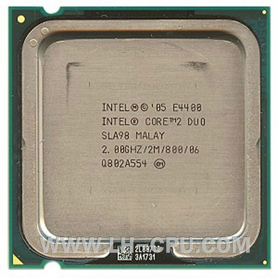 Processador Core2duo Lga 775 Core 2 Duo E4400 2,0ghz/2m/800