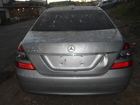 Mercedes S500/motor/cambio/lataria/interior/bancos/acess.