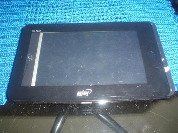 Tablet Midi Japan Não Funciona