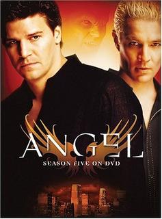 Angel - Temporada 1 Completa - O