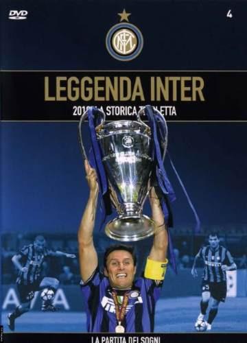 Coleção Historica 3 Dvd - Inter Lenda Da Europa 2010. 1,00r$