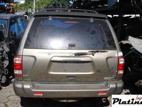 Sucata Nissan Pathfinder 03 Para Retirada De Peças