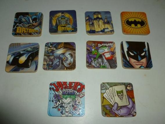 Jogo Da Memoria Do Batman - Madeira.