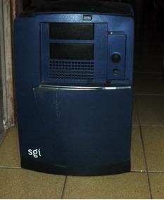 Estação Gráfica Silicon Graphics