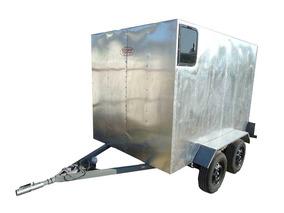 Reboque Em Chapa, Baú Ou Food Truck, Lanche