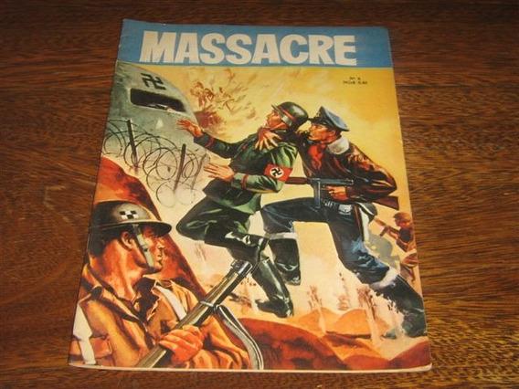 Massacre Nº 6 Ano: 1966 Editoras: Dado / Confiança