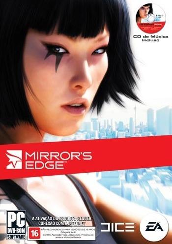 Game Pc Mirrors Edge + Cd De Musicas