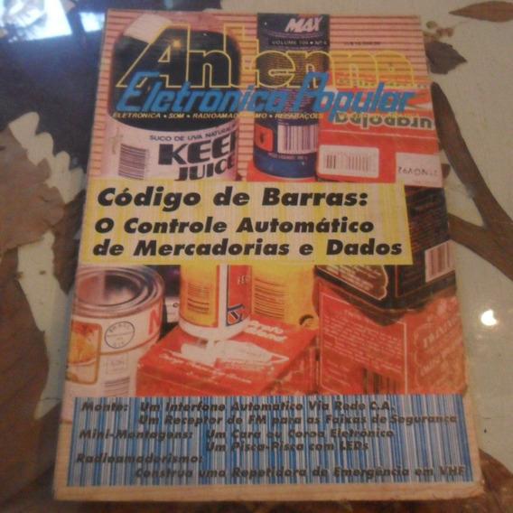 Revista Antenna Volume 104 #4 Codigo Barras Frete R$6,00