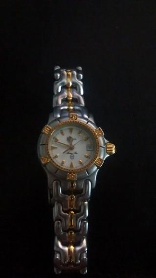 Relógio Bulova Feminino Ouro/aço