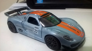 Porsche 918 Rsr Nacionais