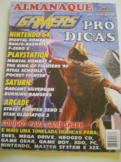 Revistas Gamers Pro Dicas