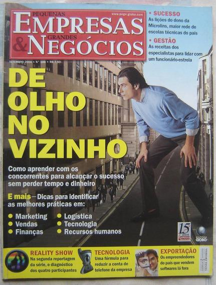 Revista Pequenas Empresas Grandes Negocios Nº188.