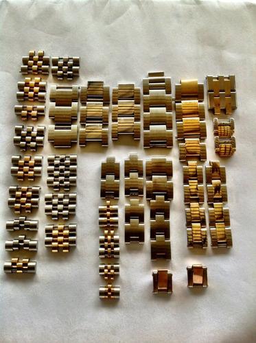 Elos Originais  Rolex  De Aço