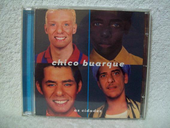 Cd Original Chico Buarque- As Cidades