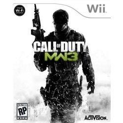 Jogo Wifi Call Of Duty Mw3 Modern Warfare 3 Pra Nintendo Wii