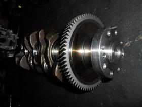Virabrequim Motor S10 Diesel 2.8 2013 Stander Original