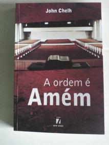 Livro A Ordem É Amem