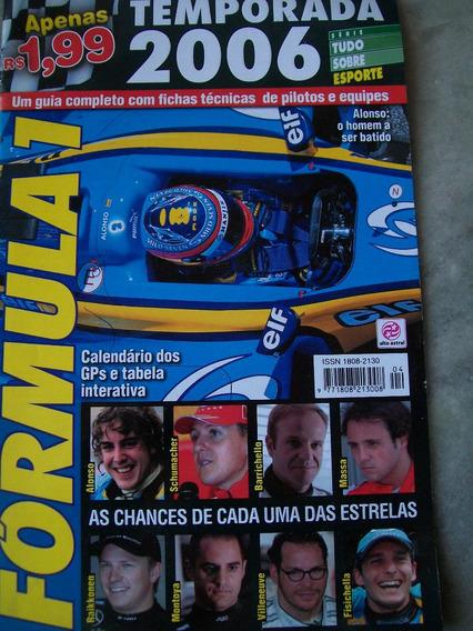 Revista Formula 1 - Temporada 2006