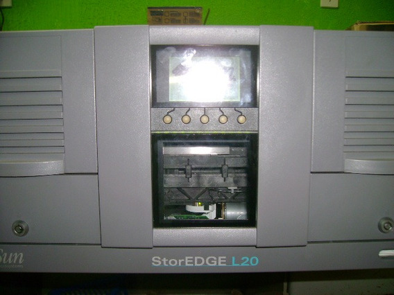 Autoluder Sun Stor Edge L20 Capacidade 20 Fitas