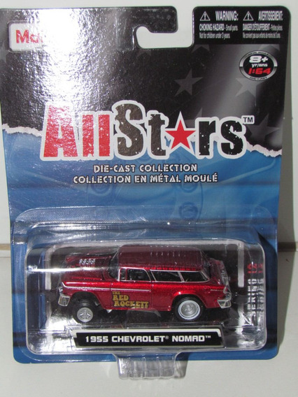 Maisto All Stars - 1955 Chevrolet Nomad