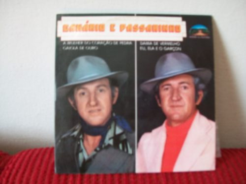 Compacto Duplo Canário E Passarinho 1979 !