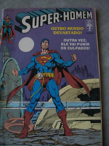 Gibi Super Homem Nº 81