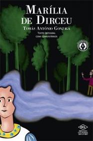 Livro Marília De Dirceu De Tomás Antônio Gonzaga