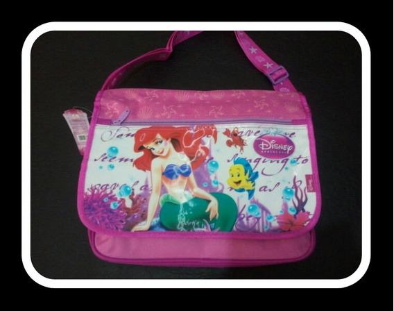Princesas Disney Morral Chenson. Bolso Cartera Importada!!!