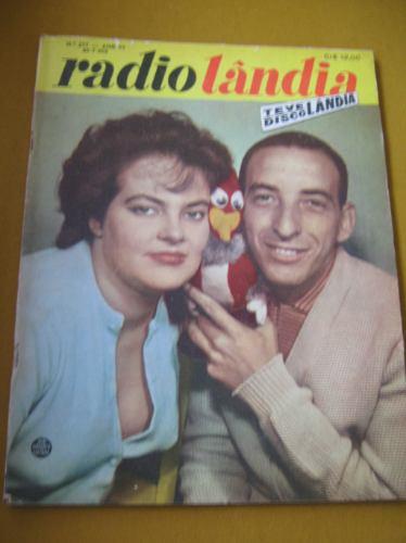 Radiolandia Maysa Chiozzo Celly Sylvia Teles Damasceno Egidi