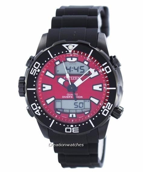 Citizen Aqualand Promaster Jp1095-15x 02 Anos De Garantia