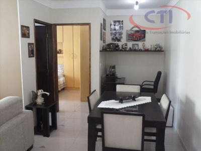 Apartamento 1 Dormitorios, Taboão, São Bernardo Do Campo. - Codigo: Ap0442 - Ap0442