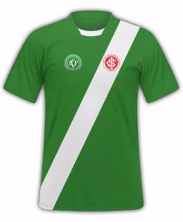 Camisa Chapecoense E Internacional